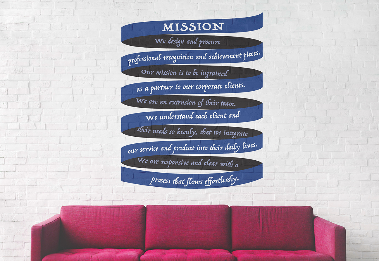 BW Mission mural