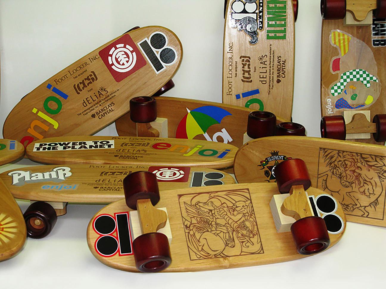 tgp-footlocker-skateboard -Sean Geyer - Design - Art Director